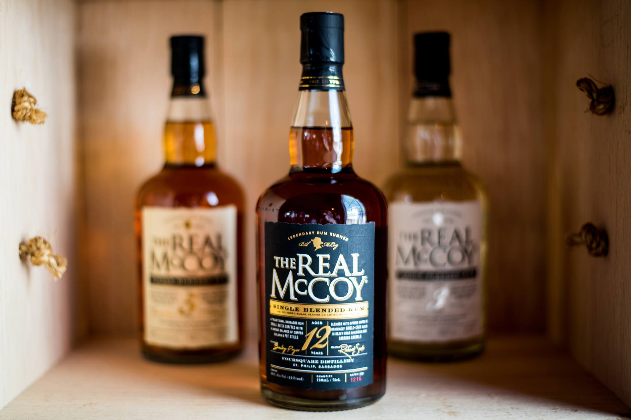 The Real McCoy Rum
